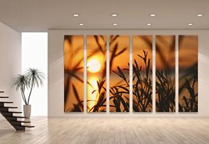 bilder auf leinwand drucken in 6 teilen gro formatiger leinwanddruck. Black Bedroom Furniture Sets. Home Design Ideas